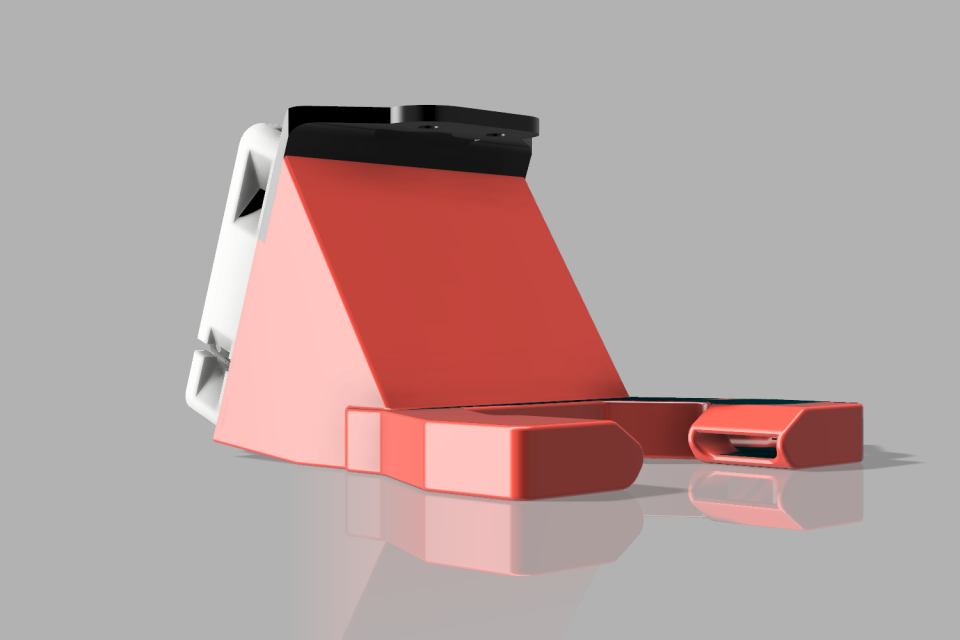 Duet3D Smart Effector Right Back v5