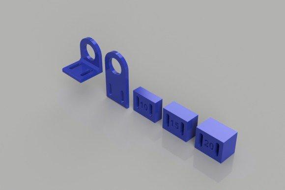 M18 Proximity Sensor Brackets