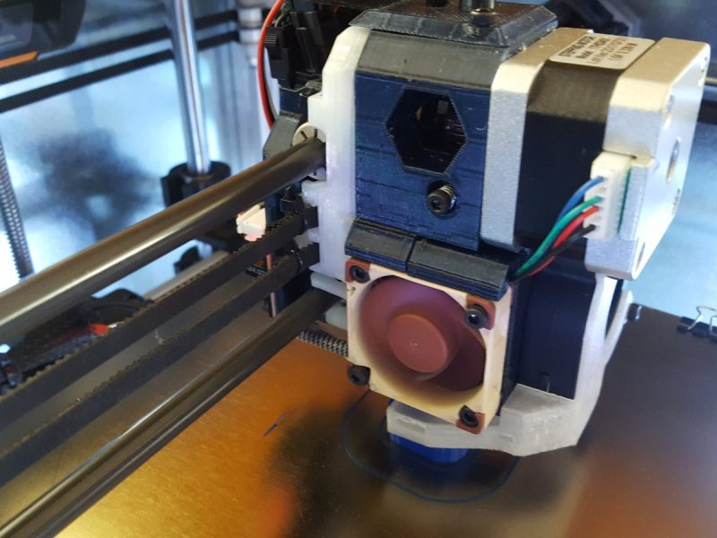 And another little calibration cube under way  ...