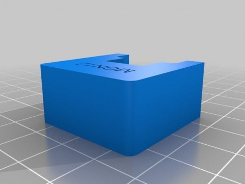 I published a Thing on @thingiverse!  #thingalert…