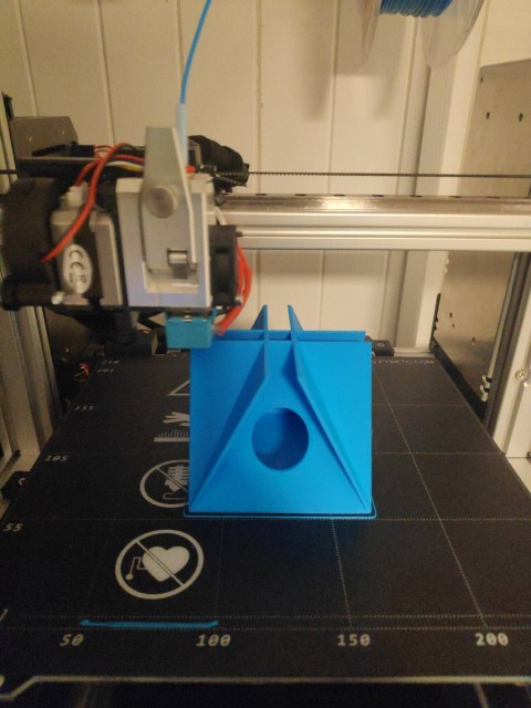 Only my 3rd print on this machine but got to say its printing beautifully (even …